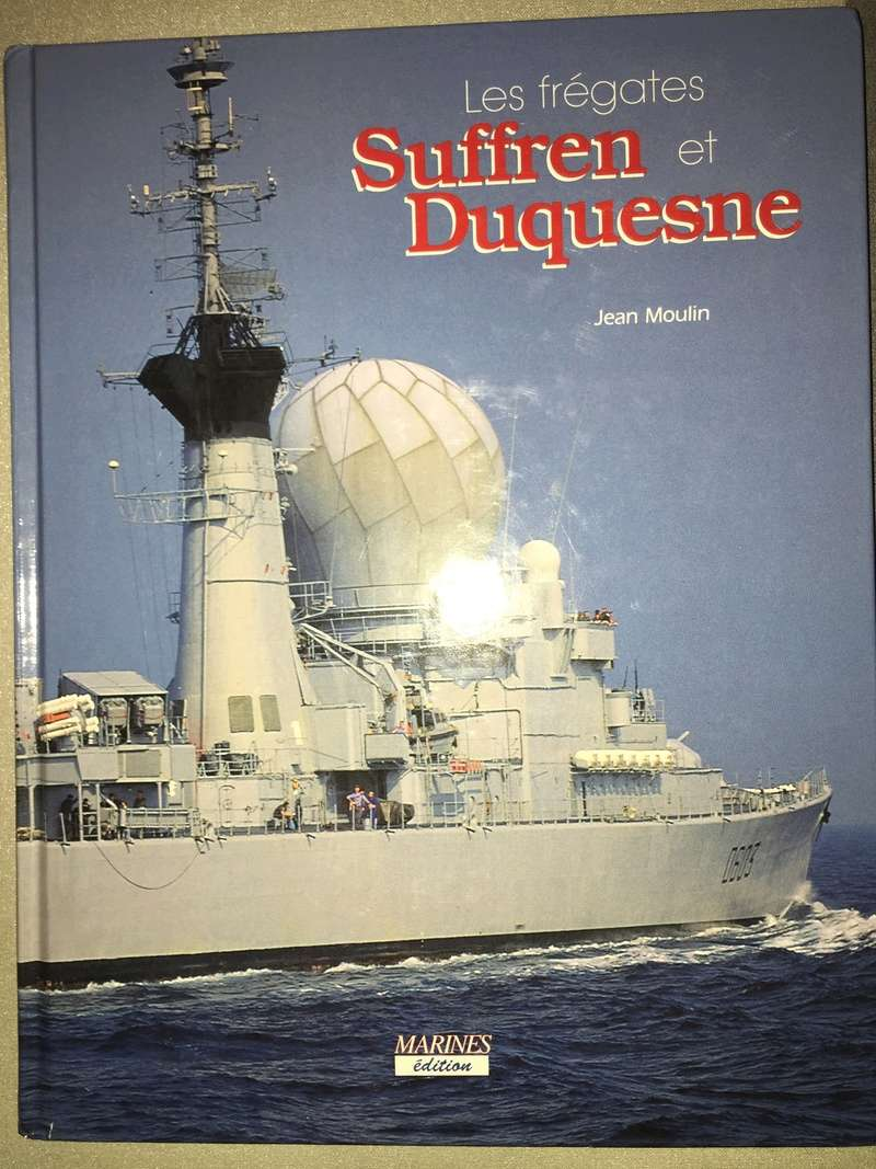 Frégate Lance Engins DUQUESNE 0001310