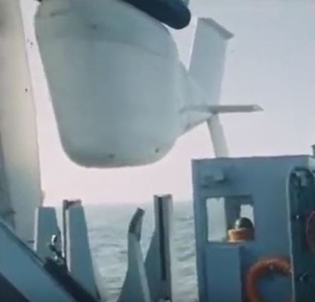 Escorteur d'Escadre T47 refondu ASM Poisso10