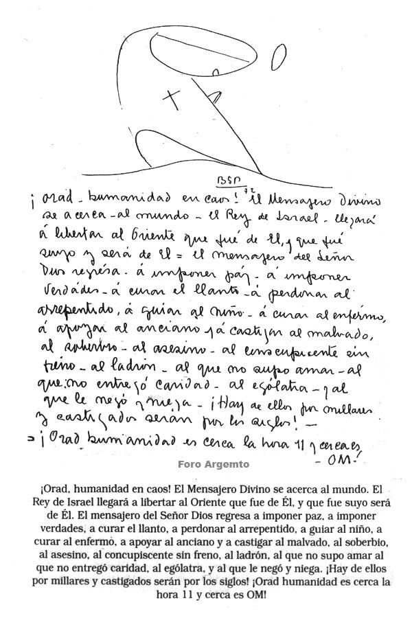 Calendario de las revelaciones de Parravicini - Página 2 Orad10