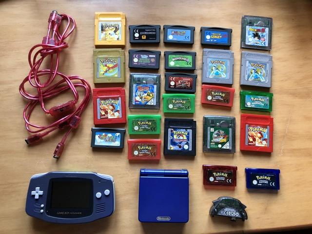 Nintendo e cartucce vecchie 5d036010