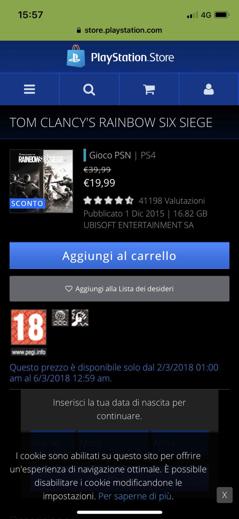 Gioconi in offerta su PlayStation Store! - Pagina 3 Ca3a5710