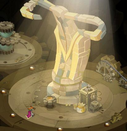 [Candidature] Grogeta, disciple Xélor archiviste Statue10