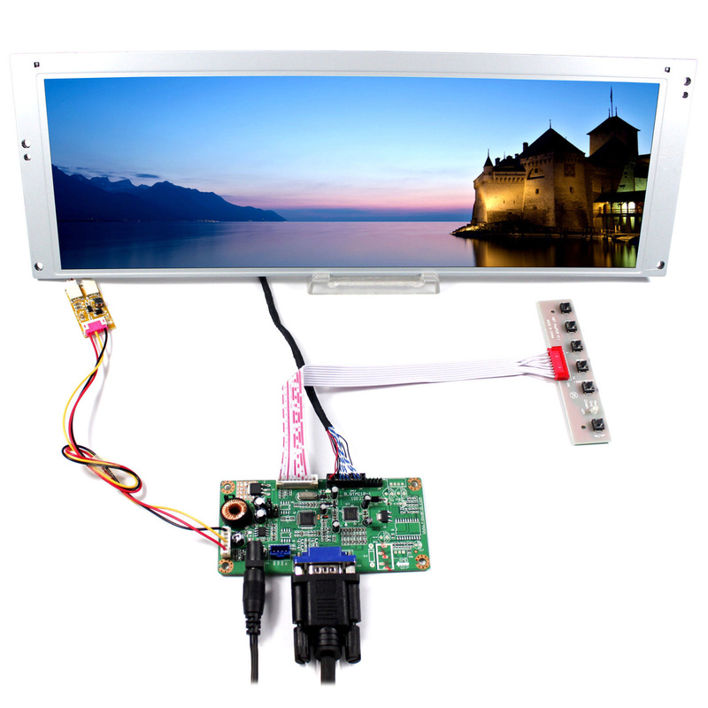 "Cheap 14.9"" LCD screens on ebay for Hyper Marquee(Dynamic Marquee) Setup! Dynami10"