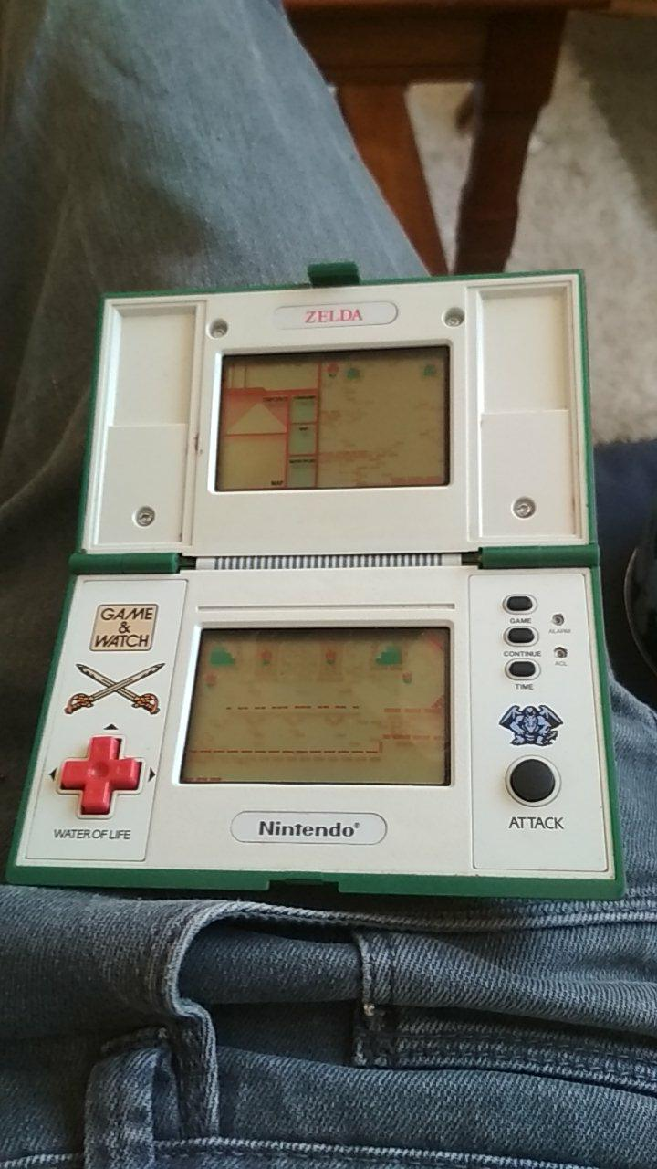 [ECH] game and watch zelda 33727611