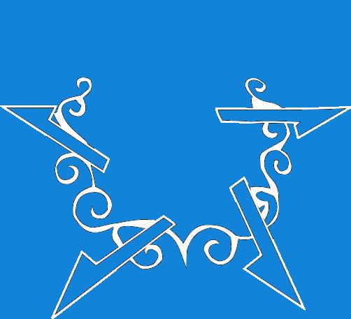 Emblème à coudre sur vos Uniformes ! Saphir10