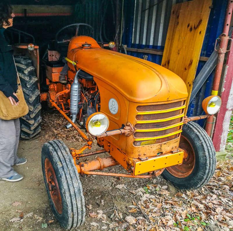Mon premier tracteur, un D22 20180113