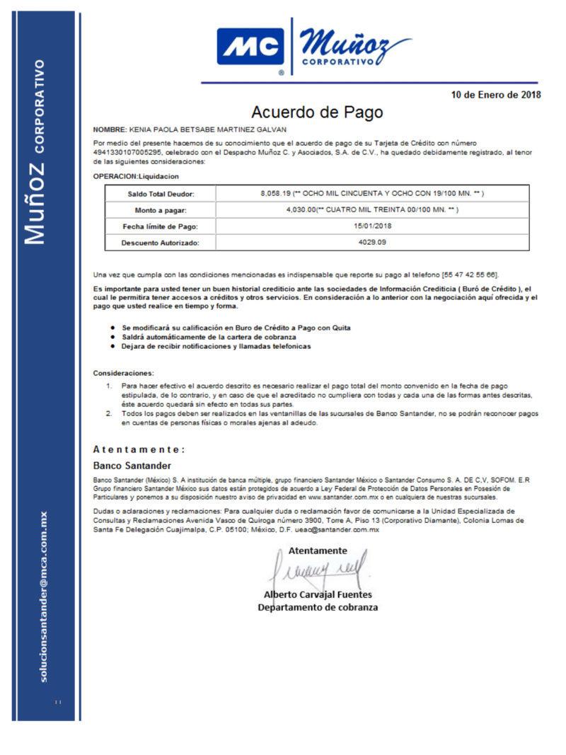 calificación - Negociación de calificación 97 20180110
