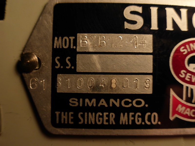 Singer 169B P1040071