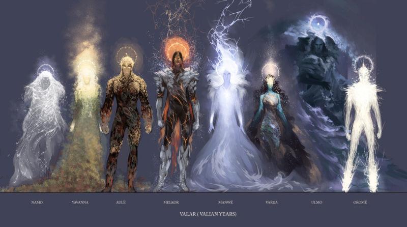 Deidades Tierra media Chasyi11