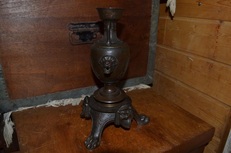 cassolette de style second empire en bronze d'inspiration grecque Dsc_0133