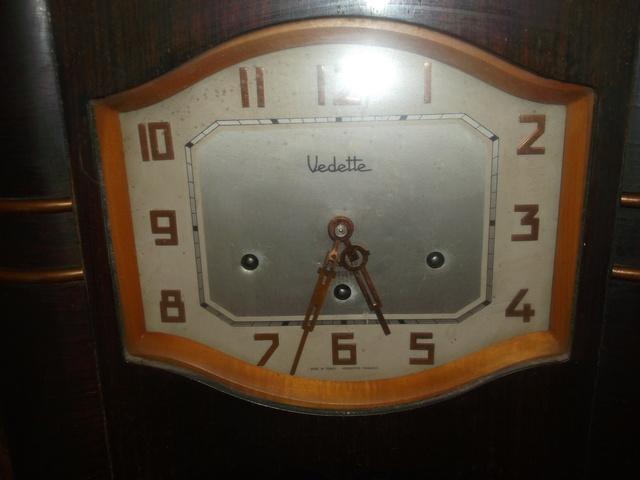 Carillon Vedette Mouvement Vedette S, 8 marteaux Dscf6223