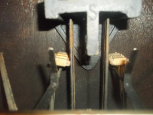 Carillon Vedette Mouvement Vedette S, 8 marteaux Dscf6226
