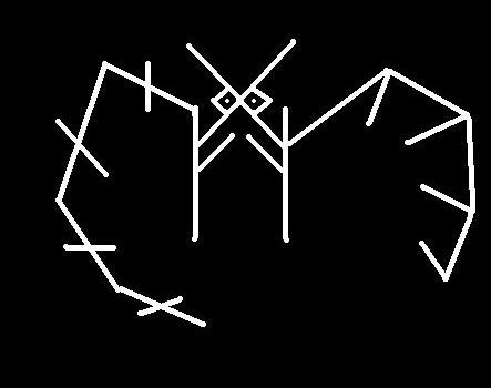 "Гальдрамюнд ""Щуп"" Автор Mylene Maelinhon (темная работа) Yyy10"