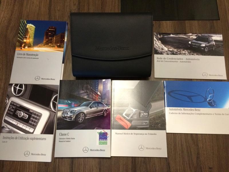 Mercedes-benz C-180 0) Sport 1.6 Turbo, 22.500 Km, Revisões em dia, 2º Dono, Cópia NF - 2013 - VENDIDO Img_1411