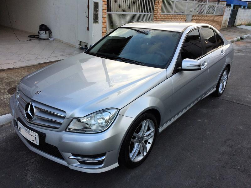 Mercedes-benz C-180 0) Sport 1.6 Turbo, 22.500 Km, Revisões em dia, 2º Dono, Cópia NF - 2013 - VENDIDO Img_5612
