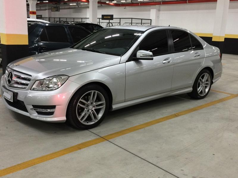 Mercedes-benz C-180 0) Sport 1.6 Turbo, 22.500 Km, Revisões em dia, 2º Dono, Cópia NF - 2013 - VENDIDO Img_6410