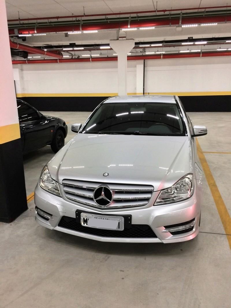 Mercedes-benz C-180 0) Sport 1.6 Turbo, 22.500 Km, Revisões em dia, 2º Dono, Cópia NF - 2013 - VENDIDO Img_6411