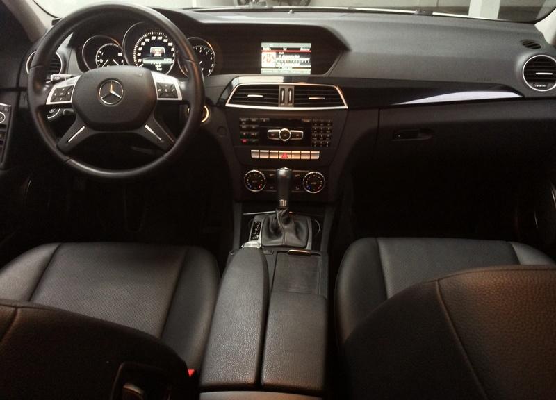 Mercedes-benz C-180 0) Sport 1.6 Turbo, 22.500 Km, Revisões em dia, 2º Dono, Cópia NF - 2013 - VENDIDO Img_e111