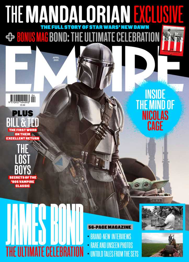 The Mandalorian, Disney+ - Page 12 Empire11