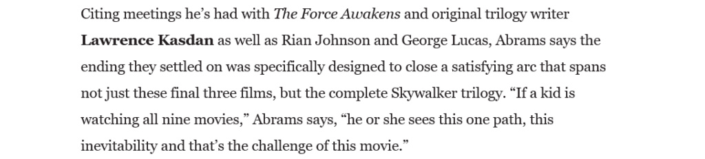 Vanity Fair Feature and Lebowitz Photos for The Rise of Skywalker - Page 2 Scree506