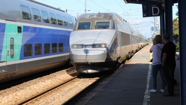 Auray. Pas de trains une partie du week-end  Auray-10