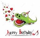 joyeux anniversaire alligator Alliga12