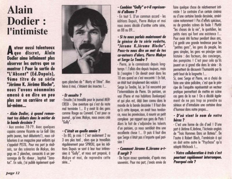 Jérôme K Jérôme Bloche DODIER - Page 2 001210