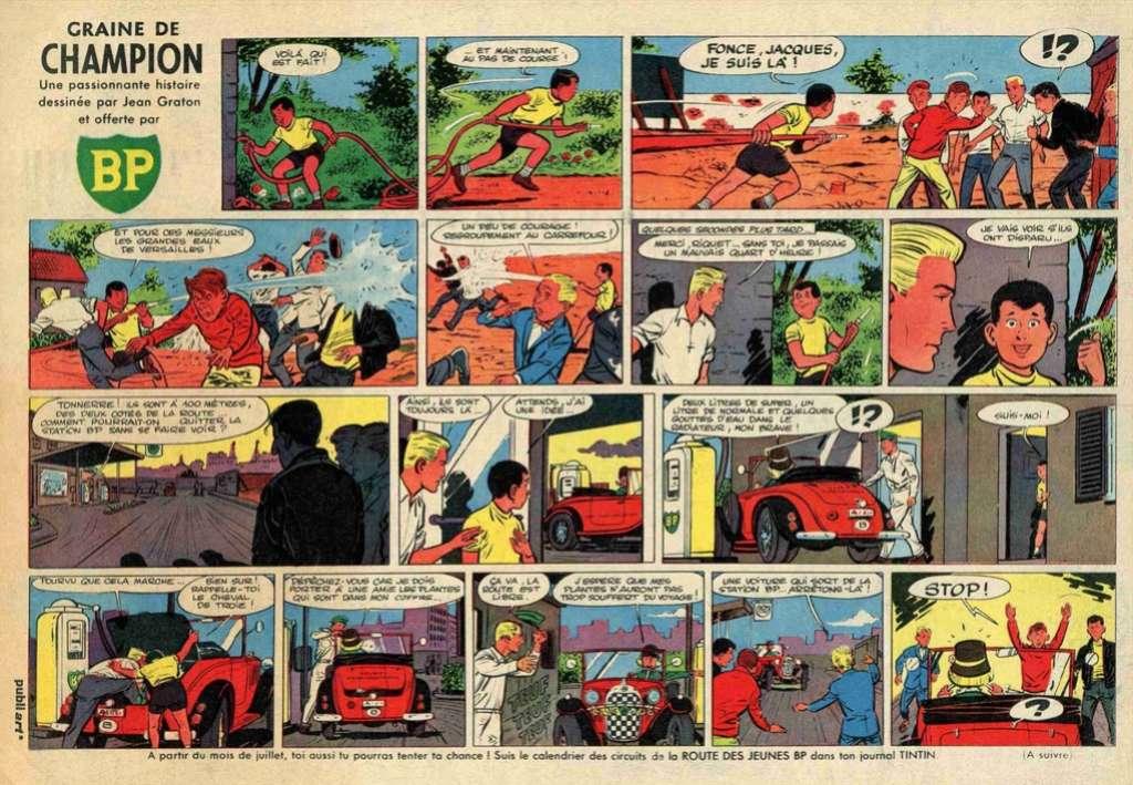 Jean Graton ou la noblesse de l'ouvrier - Page 13 1962-215