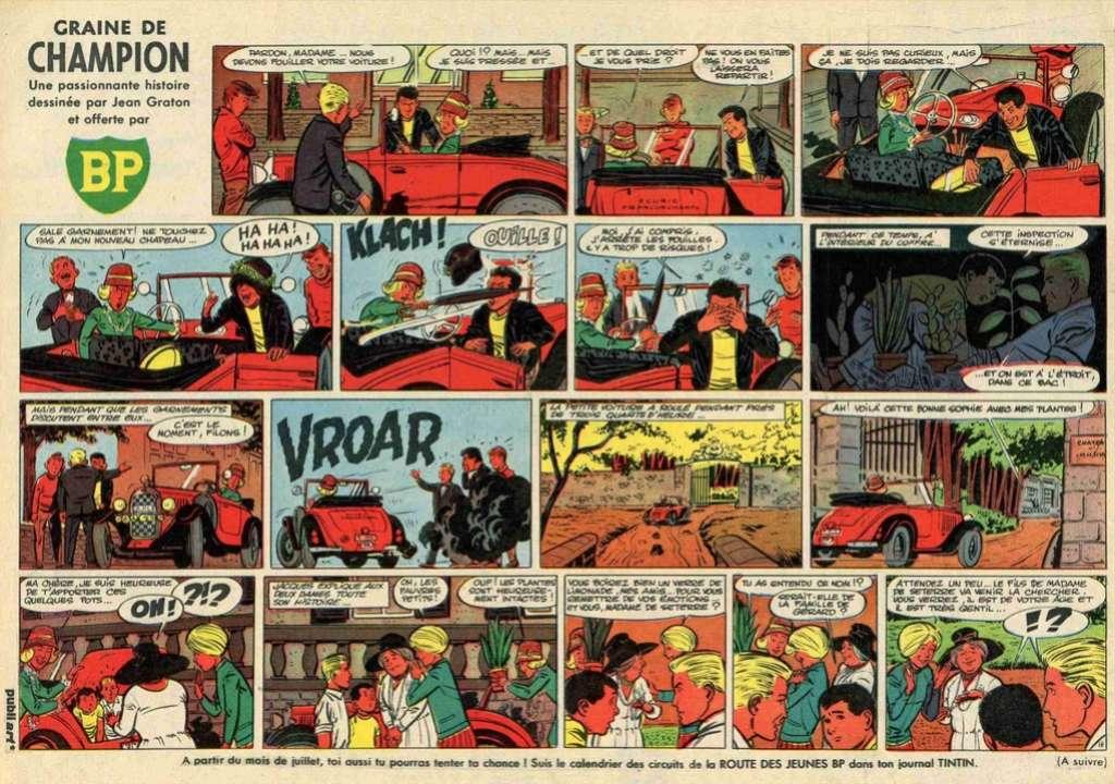 Jean Graton ou la noblesse de l'ouvrier - Page 13 1962-216