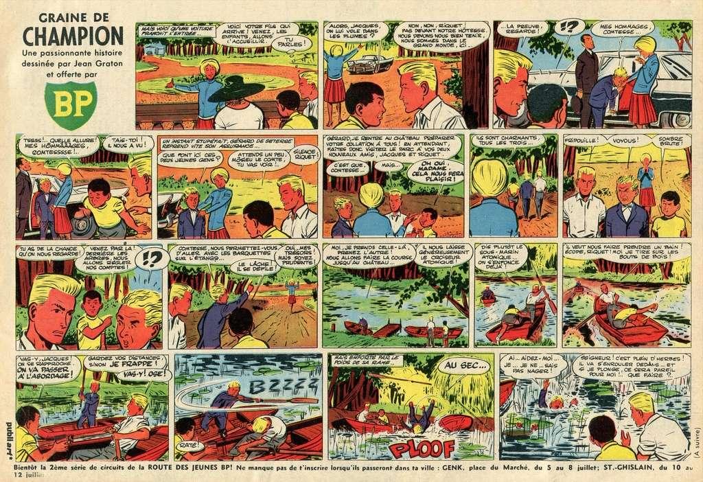 Jean Graton ou la noblesse de l'ouvrier - Page 13 1962-217