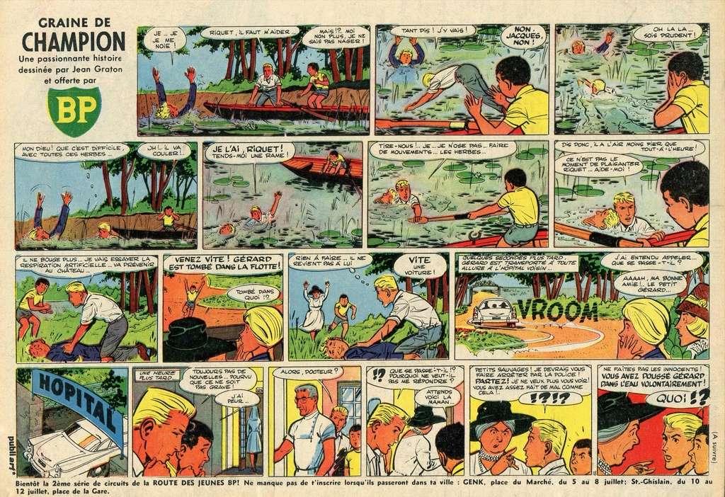 Jean Graton ou la noblesse de l'ouvrier - Page 13 1962-218