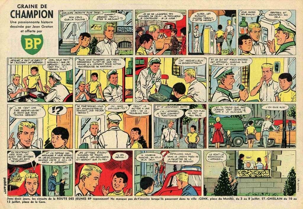 Jean Graton ou la noblesse de l'ouvrier - Page 13 1962-220