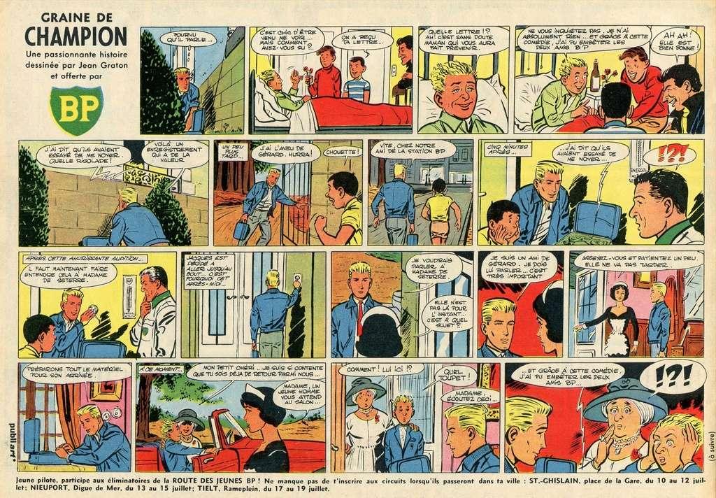 Jean Graton ou la noblesse de l'ouvrier - Page 13 1962-222