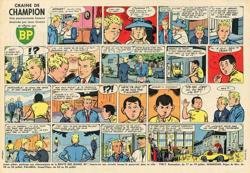 Jean Graton ou la noblesse de l'ouvrier - Page 13 1962-223