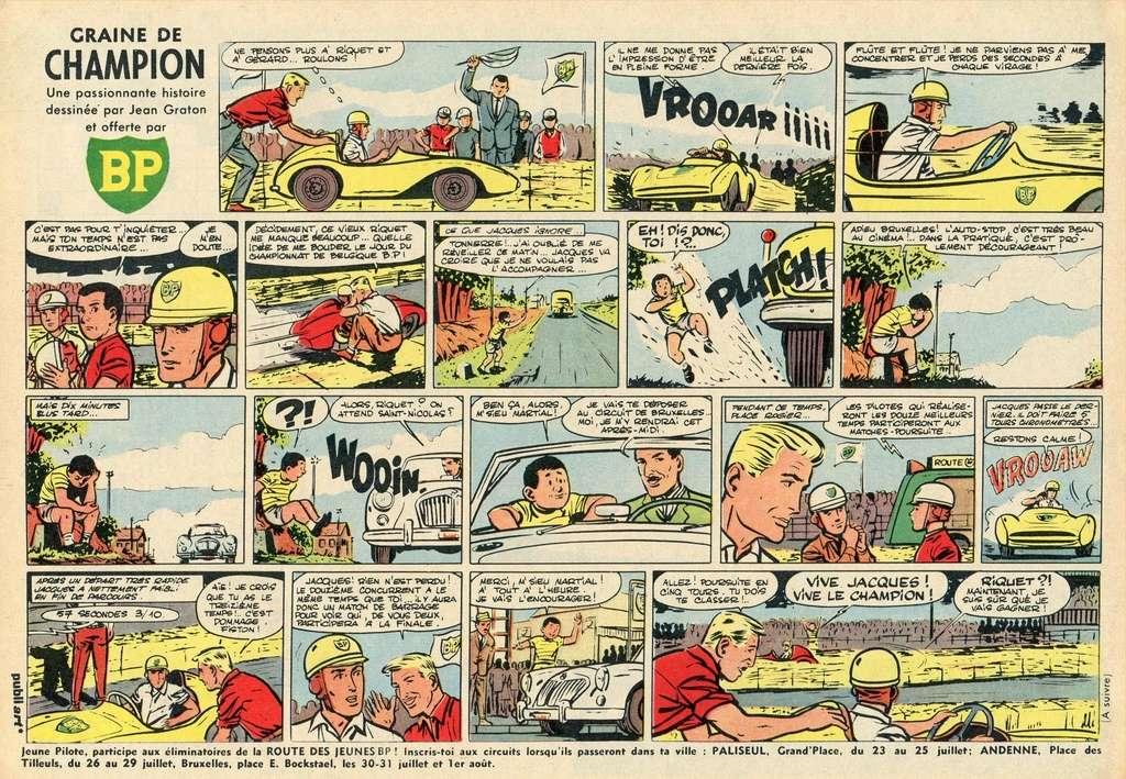Jean Graton ou la noblesse de l'ouvrier - Page 13 1962-311