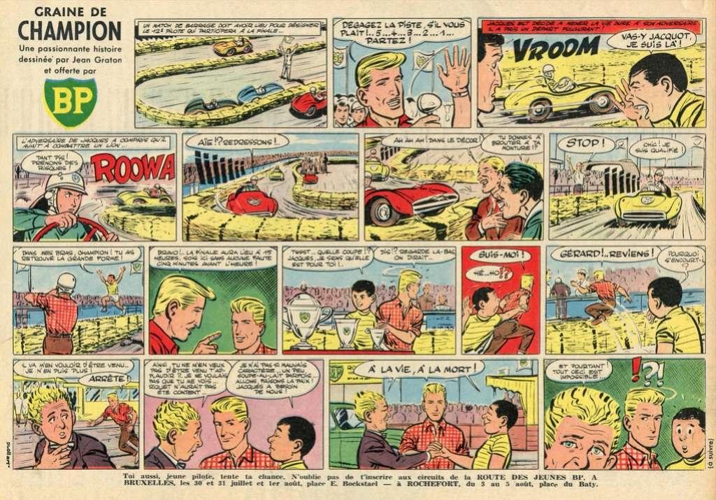 Jean Graton ou la noblesse de l'ouvrier - Page 13 1962-314