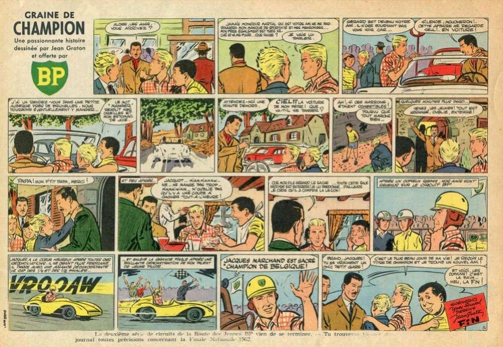 Jean Graton ou la noblesse de l'ouvrier - Page 13 1962-315