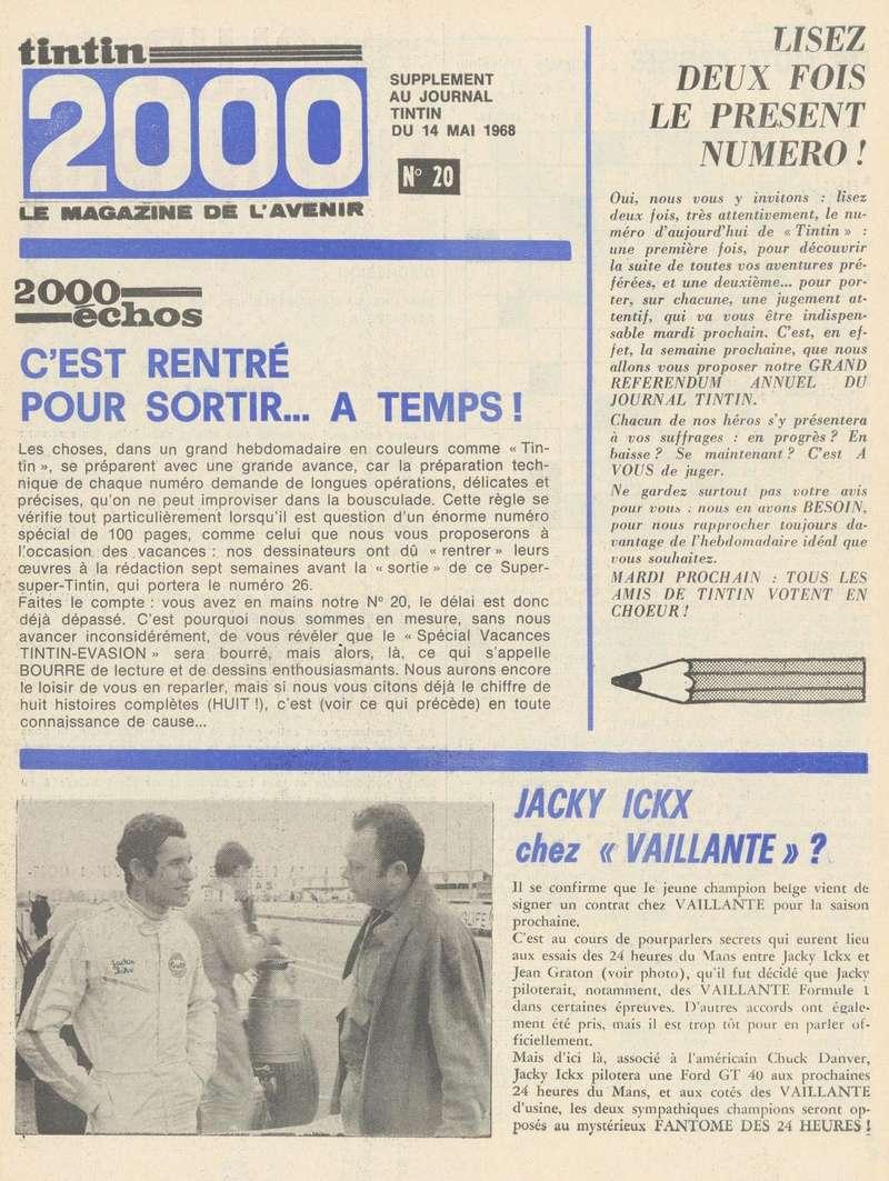 Jean Graton ou la noblesse de l'ouvrier - Page 13 1968-213