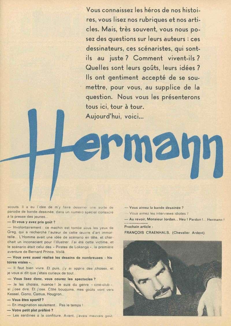 Hermann le dessinateur sans limite - Page 15 1969-110