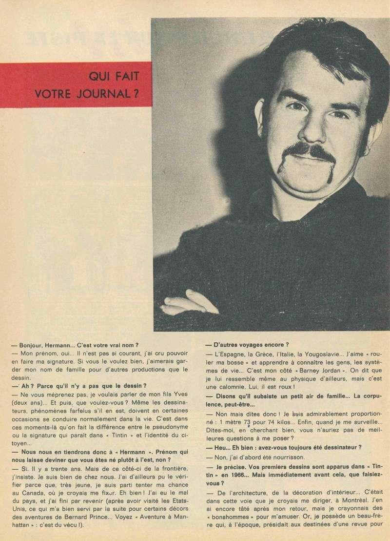 Hermann le dessinateur sans limite - Page 15 1969-111