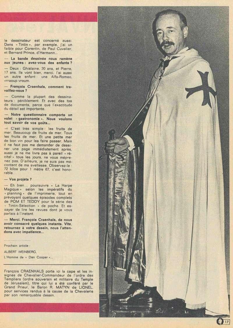 Les autres séries de François Craenhals - Page 3 1969-113