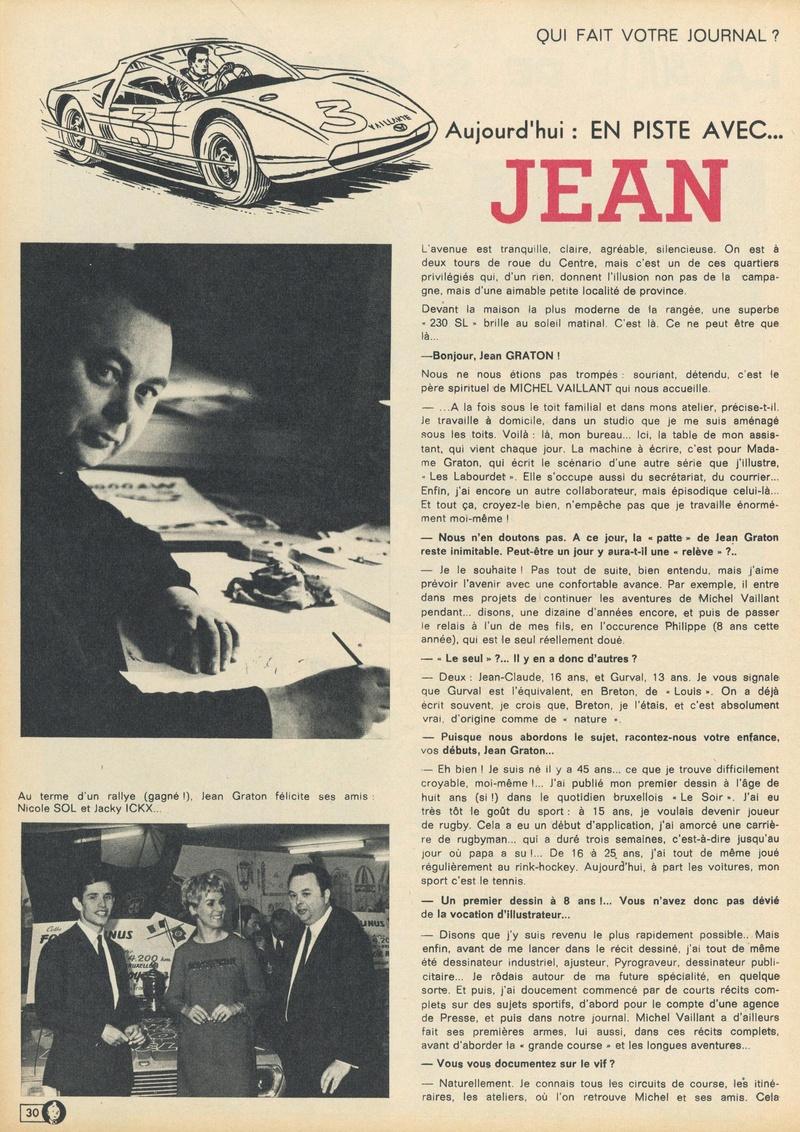 Jean Graton ou la noblesse de l'ouvrier - Page 13 1969-220