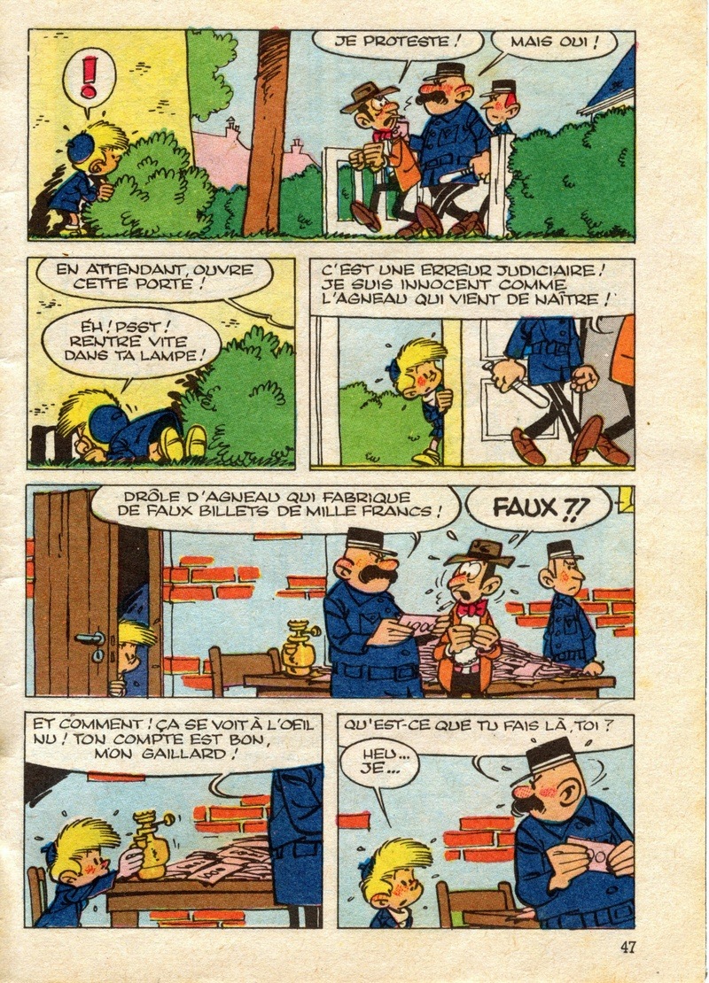 Peyo avec et sans Schtroumpfs - Page 13 Bb-60_33
