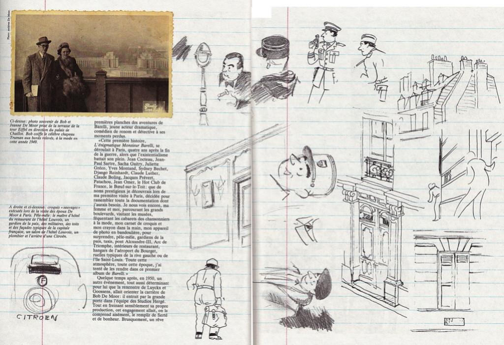 Bob de Moor l'histoire et Barelli - Page 14 Bob_de14