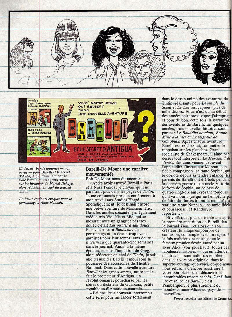Bob de Moor l'histoire et Barelli - Page 14 Bob_de15