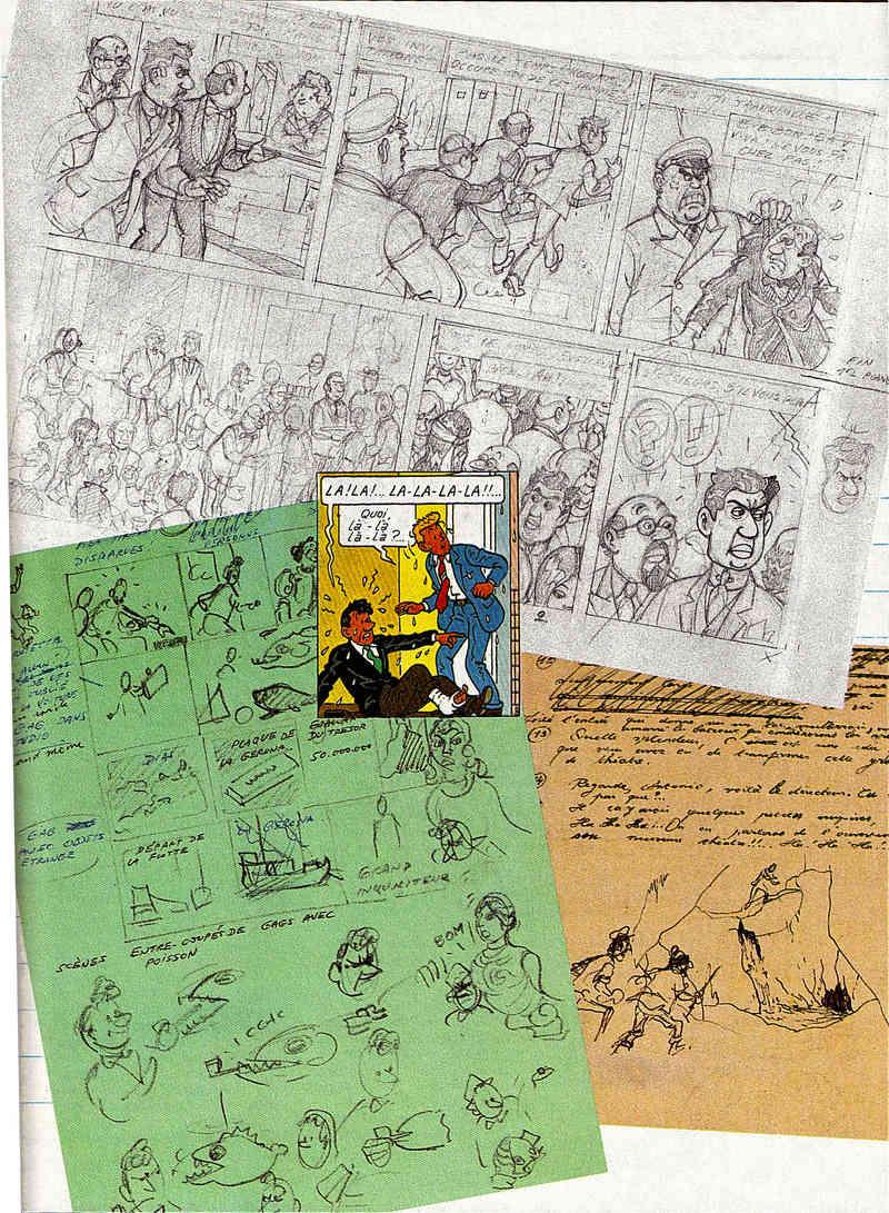 Bob de Moor l'histoire et Barelli - Page 14 Bob_de17