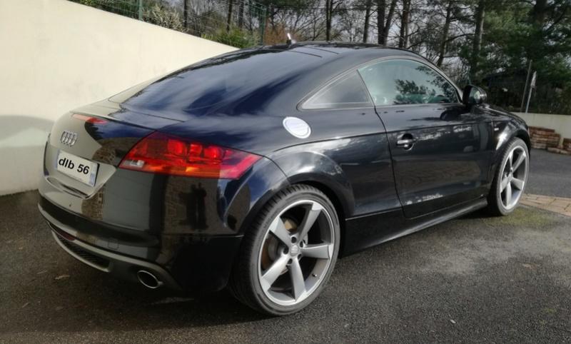 Audi TT 2.0L. TFSI  211CV  S-Line Quattro Audi_t14