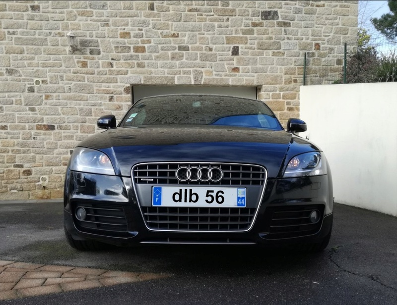 Audi TT 2.0L. TFSI  211CV  S-Line Quattro Audi_t17