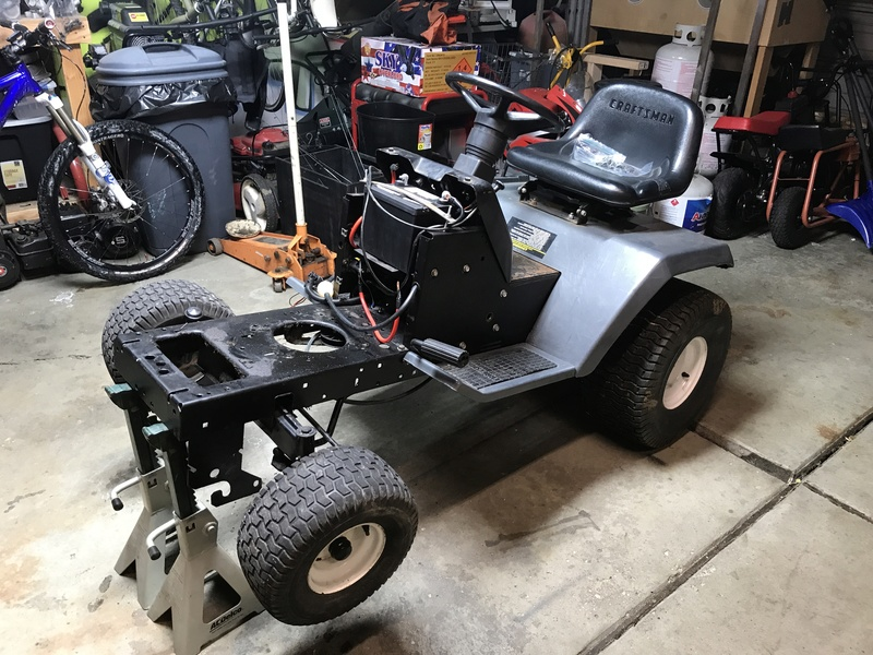 1995 Craftsman LT4000 Off-Road/Mud Build Img_5011