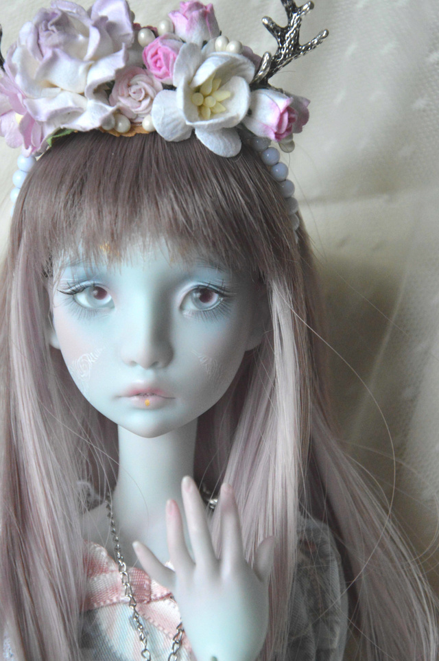 Mes dolls ! Happy Halloween : (Lyllicat / NB  p2) Dsc_2714